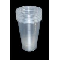 Чаши от твърда пластмаса 200 мл. х 100 бр.