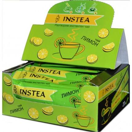 Инстантен чай с аромат на лимон 20 в кутия